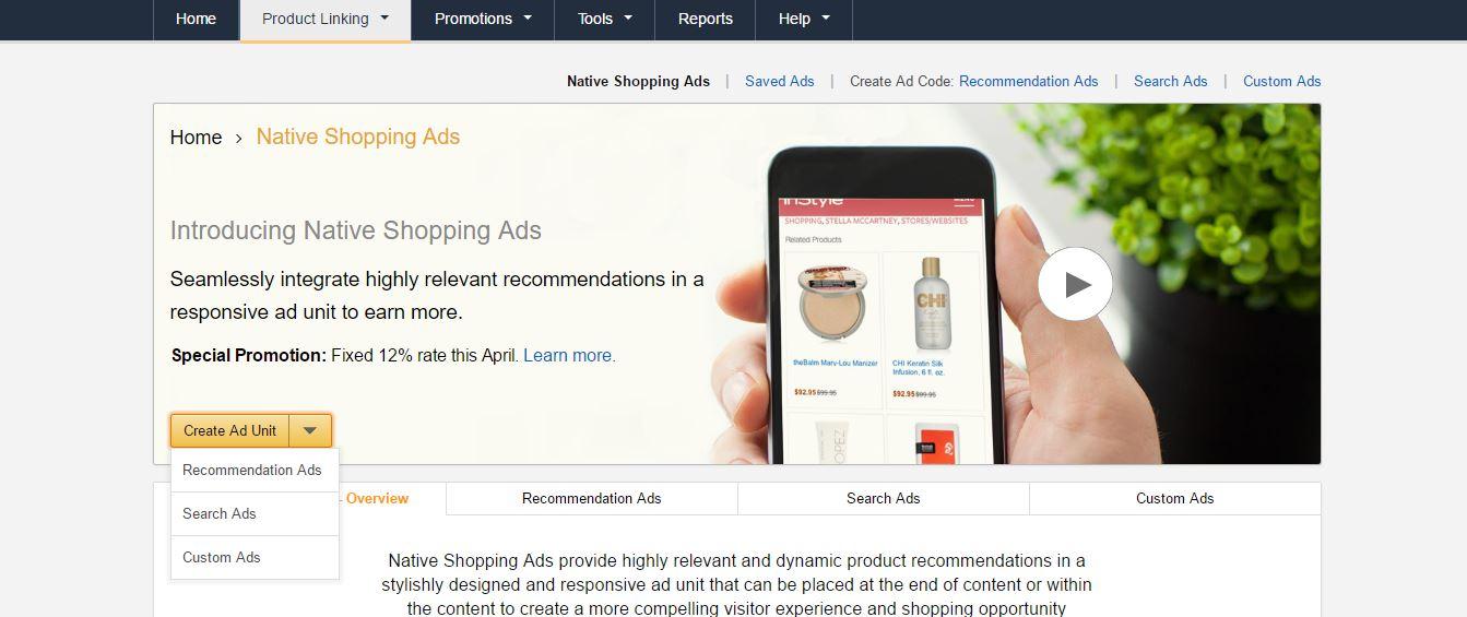 Amazon_CPM_ad_network